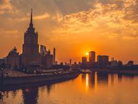 moscow_sunset_novoarbatskiy_pr